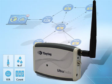 Tinytag ULtra Radio Datenlogger